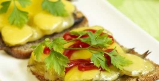 Субботний завтрак: Бутерброды по-канадски