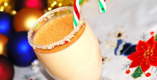 Лучшие новогодние коктейли: №2
