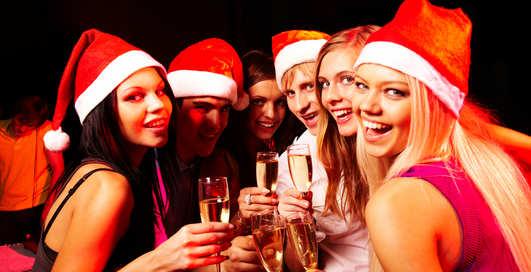 Мужские забавы: 7 способов повеселиться в Рождество