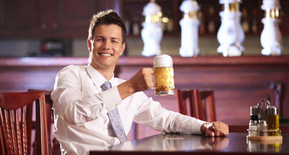 Свежее пиво: пей и худей!