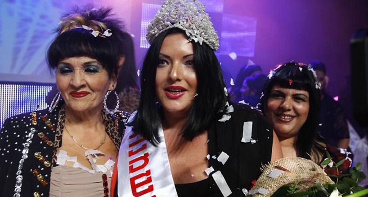 Толстые и красивые: конкурс красоты в Израиле
