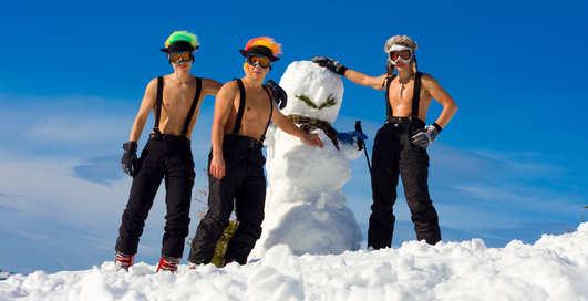 Все на снег: отопление мешает похудеть