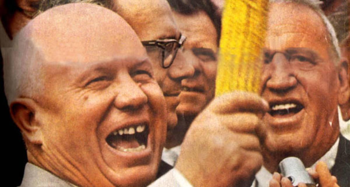 Великий Кукурузо: Айова чествует Хрущева