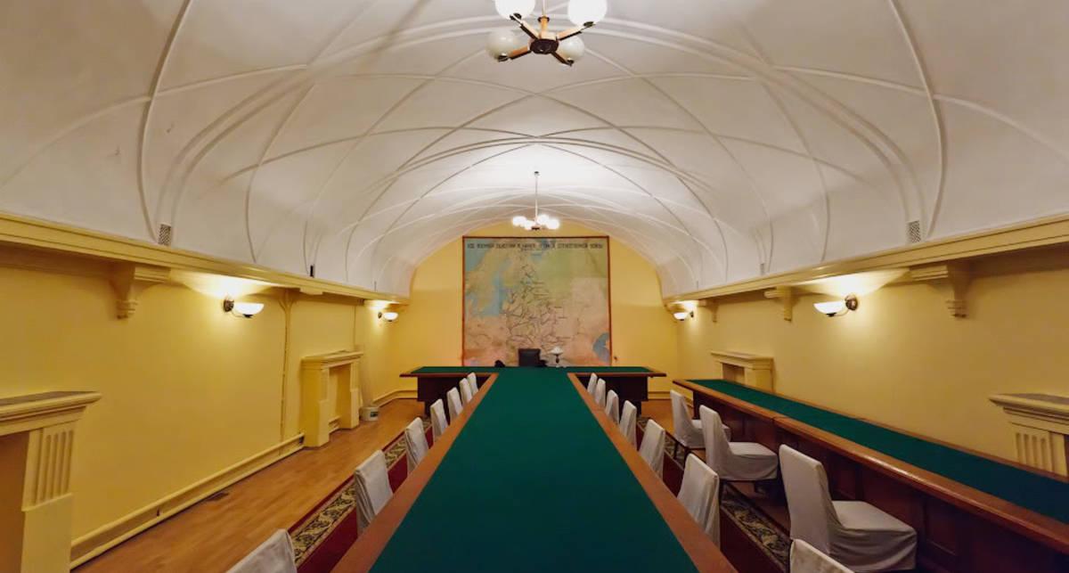 Бункер в Самаре: здесь был Сталин