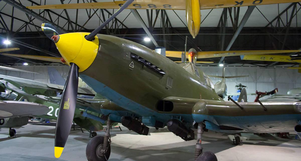 На чем летают чехи: музей авиации в Праге