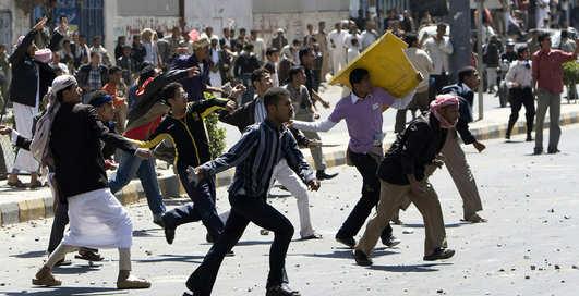 Ближний Восток: все с цепи сорвались