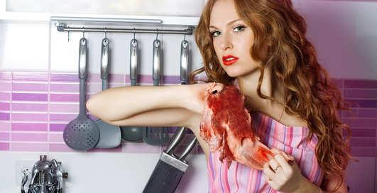 Чтобы плоть была впрок: сколько нужно мяса