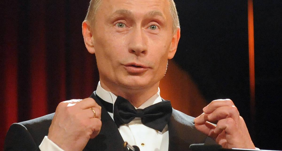 Путин – лучший подарок на 8 марта!