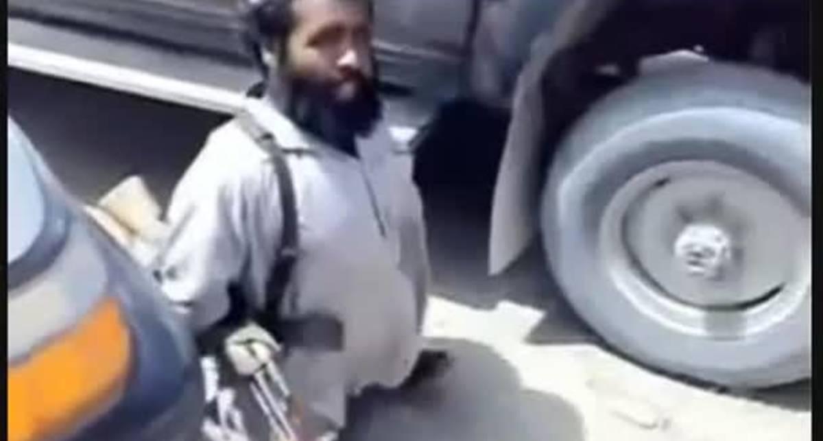 Самый маленький террорист в мире