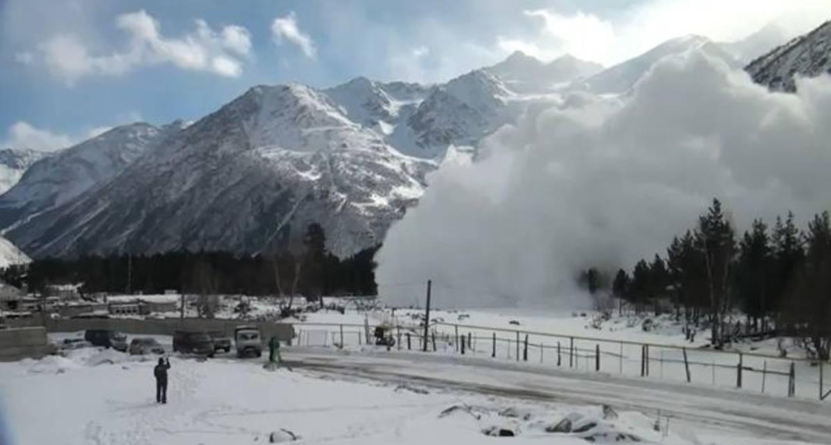 По-мужски: как разозлить лавину