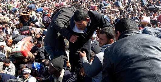 Прощай, Ливия: спасайся, кто может!
