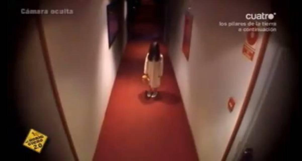 Страшная шутка над жильцами отеля