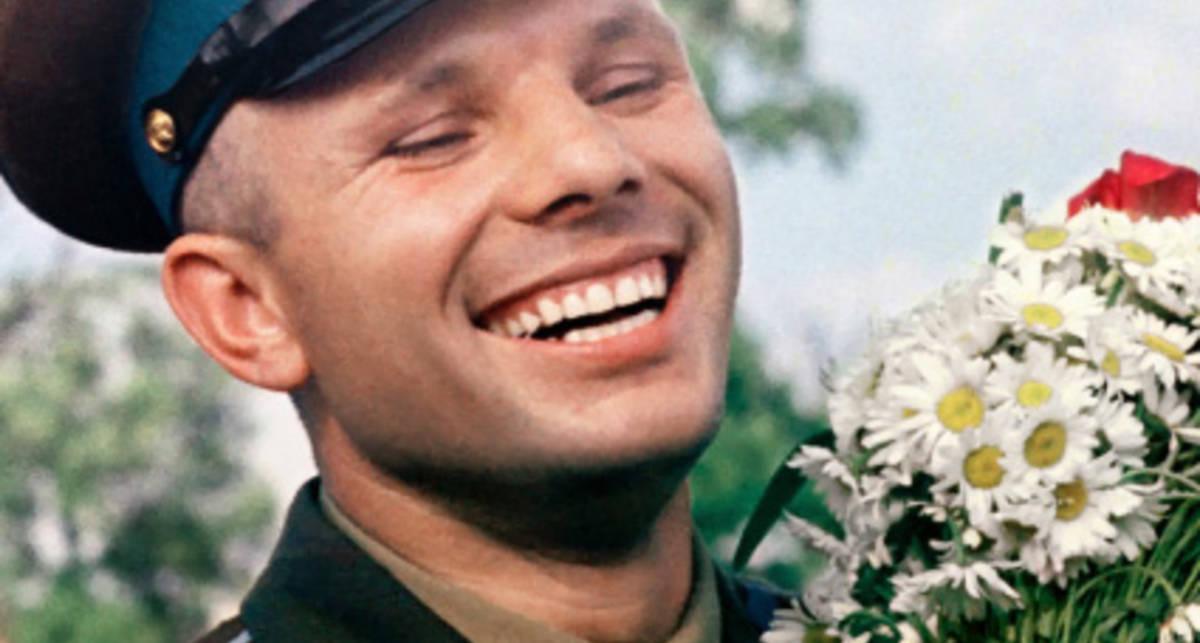Видавший Бога: лучшие фото Гагарина