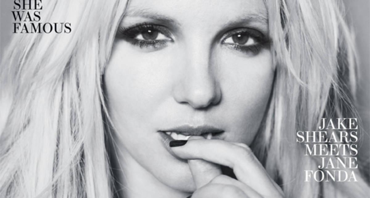 Она еще жива: черно-белая Бритни Спирс