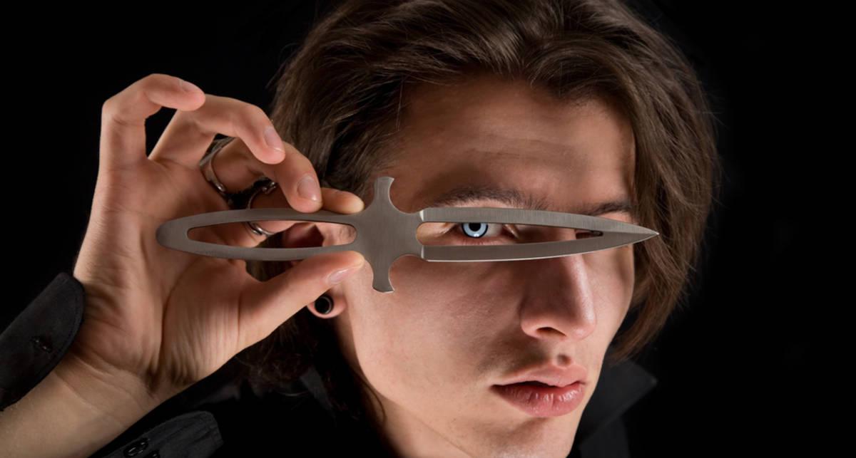 Пять способов научиться метать нож