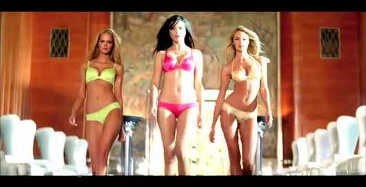 Весна пришла: мартовские кошки Victoria's Secret