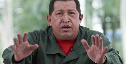 Уго Чавес: марсиан убили капиталисты!