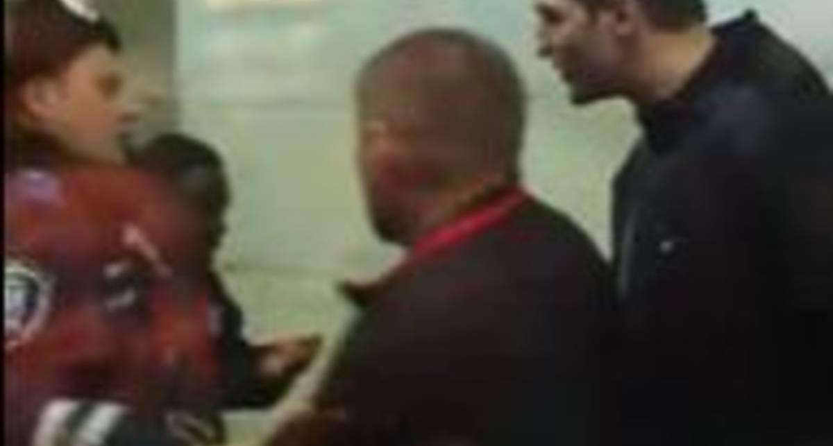 В киевском метро избили африканца