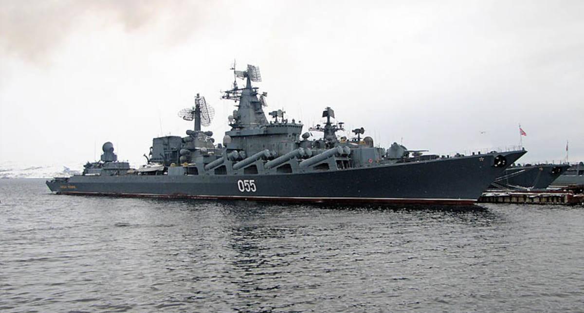 Северный флот России выходит на охоту