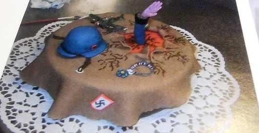 Вот такие пироги: сладкий вкус нацизма