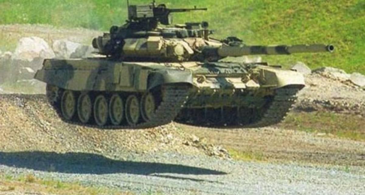 Главный российский танк изменил лицо
