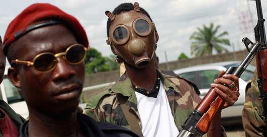 Кот-Д'Ивуар: кровавая банька по-черному