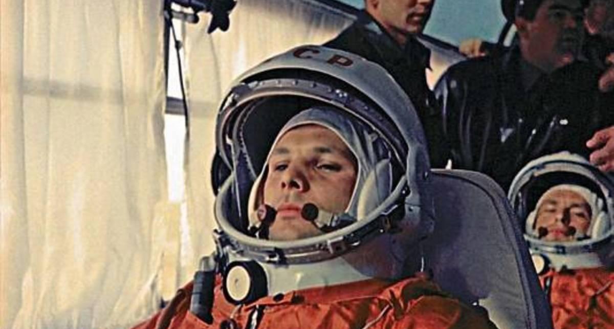 Кадры кинопленки: как летал Гагарин