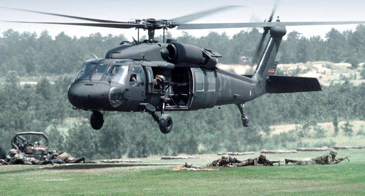 Black Hawk: подарок для шведских ВВС