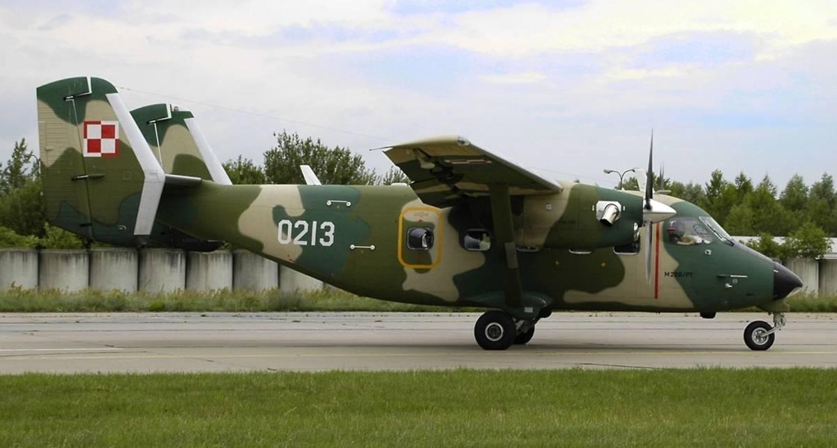 Польша закупает самолеты для десанта