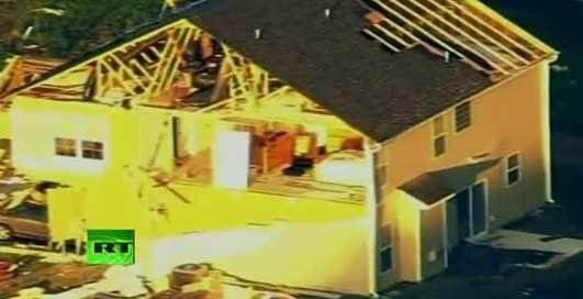 Торнадо что надо: Каролина лежит в руинах