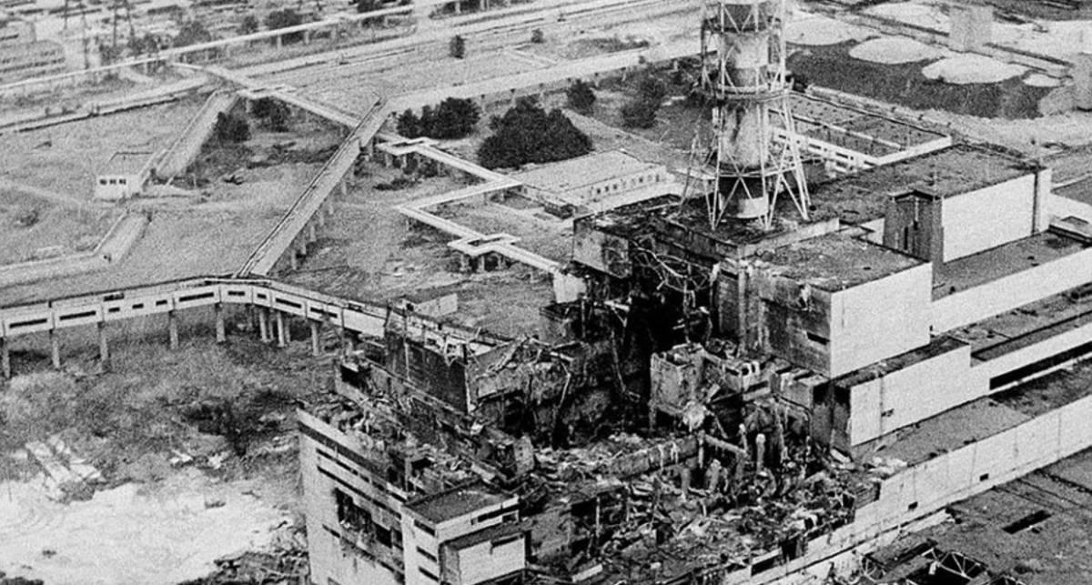 Сердце Чернобыля: как горел реактор