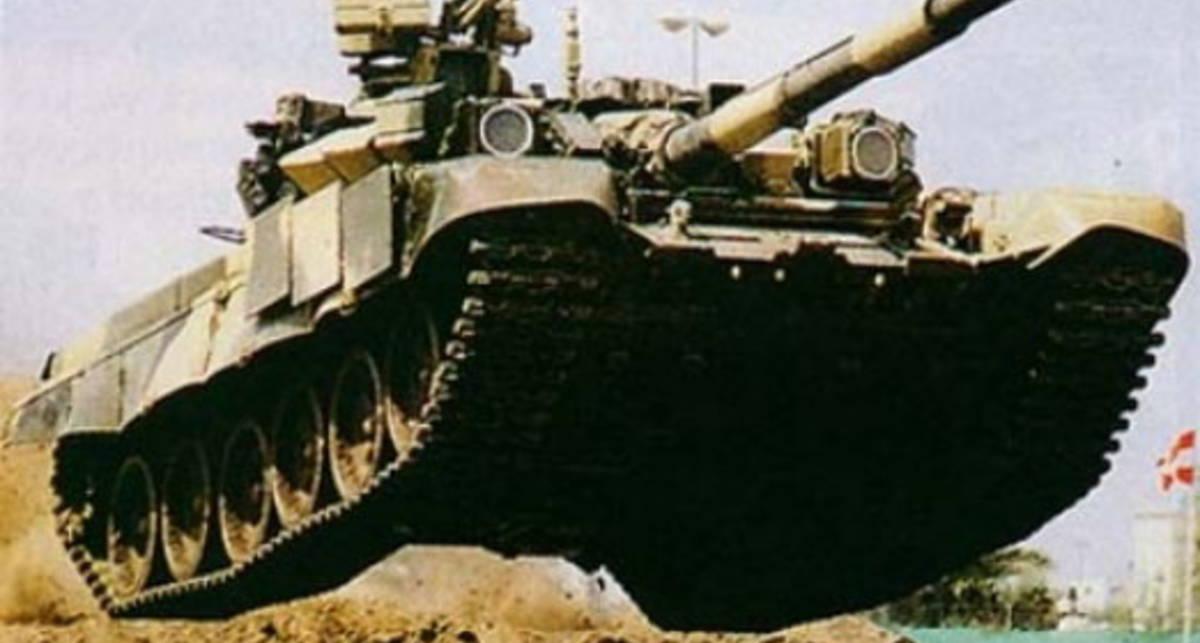 Давить по-русски: новые танки Москвы