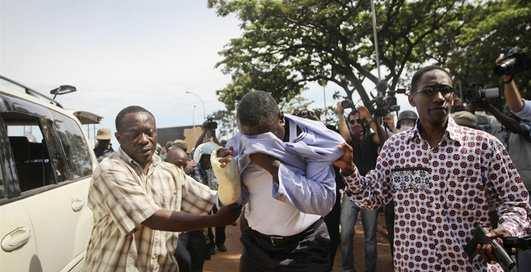 Черная демократия: аресты в Уганде