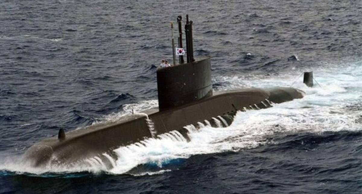 Смерть из глубин: подлодка от Daewoo