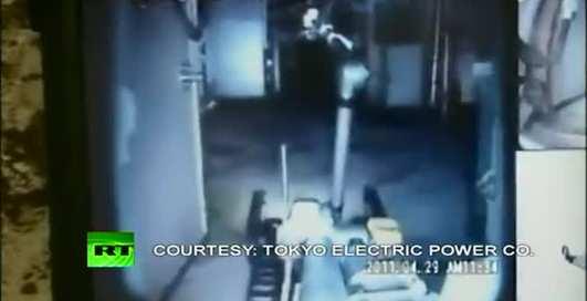 Засланный казачок: робот вошел в Фукусиму