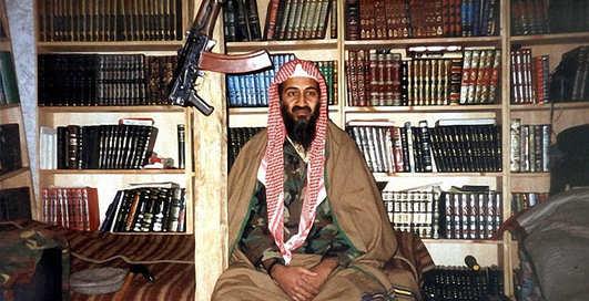 К 11 сентября: ТОП редких фото Бен Ладена