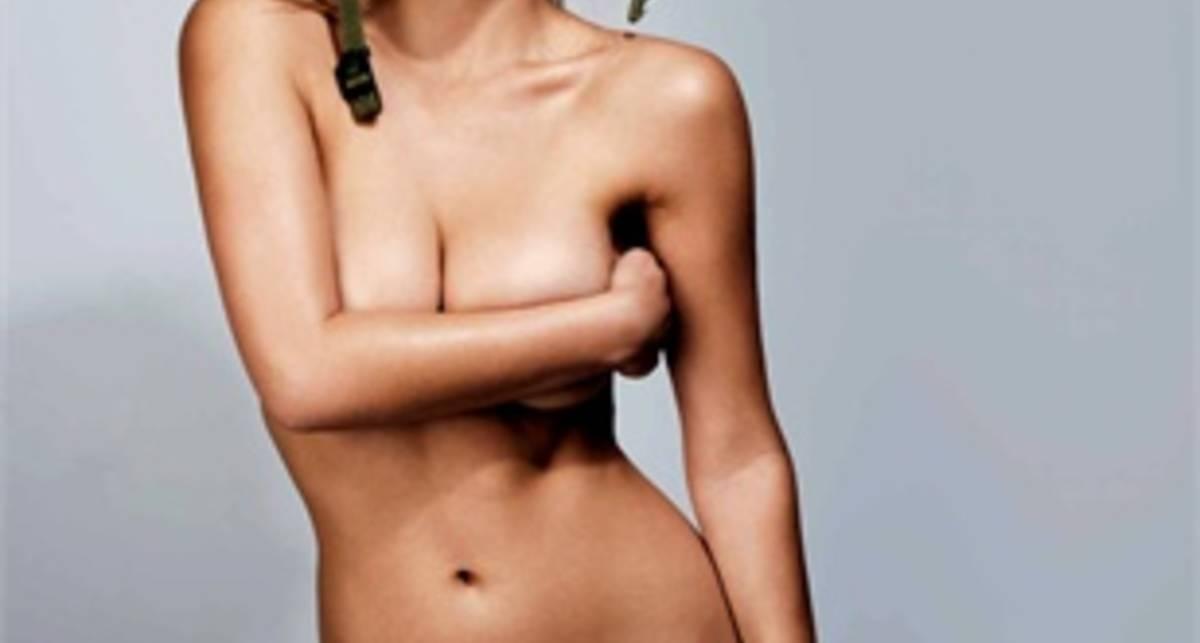 Подружка Ди Каприо: голышом и при параде
