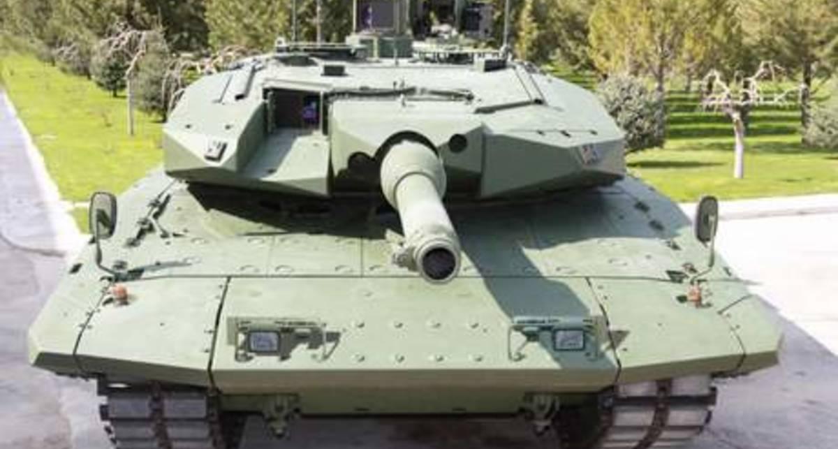 Leopard 2: укротить по-турецки