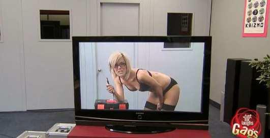 По-мужски: TV для настоящих парней