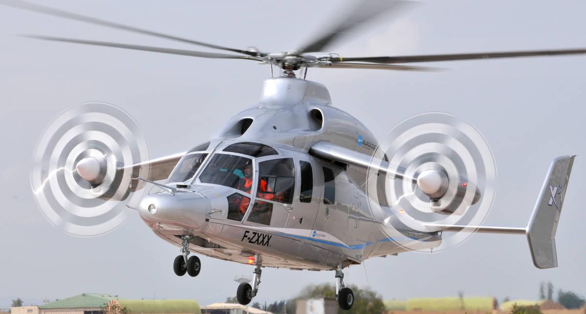 Вертолеты Х3: поднебесные борзые