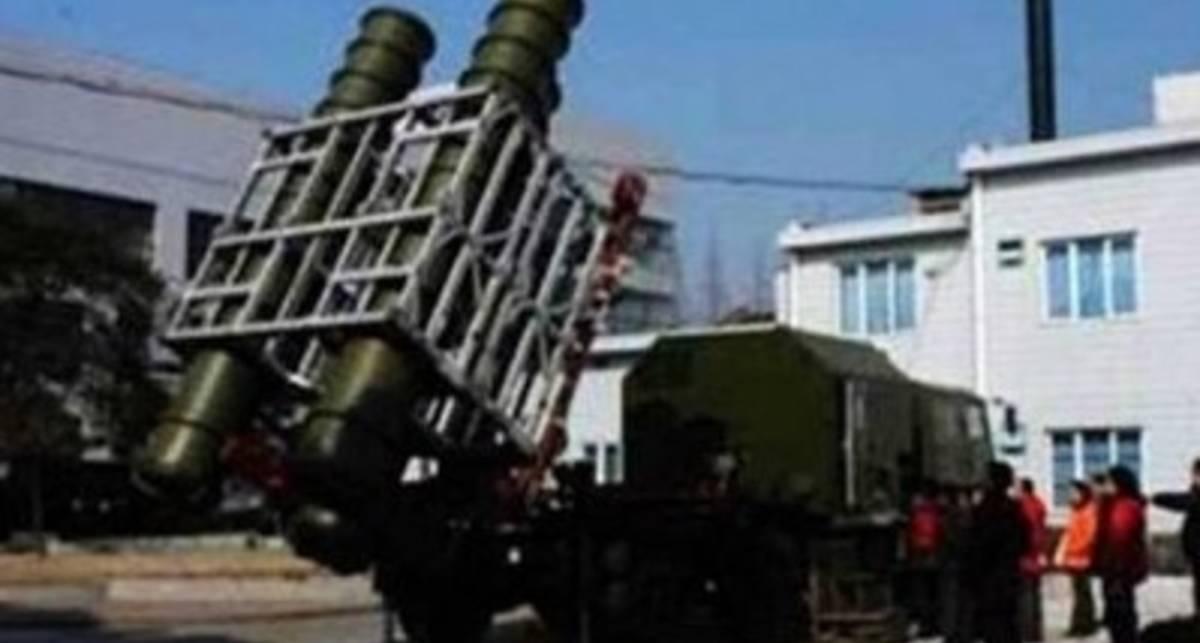 Паленые ракеты из Китая: покупай, дешево!