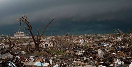 Стереть Америку: торнадо в Миссури