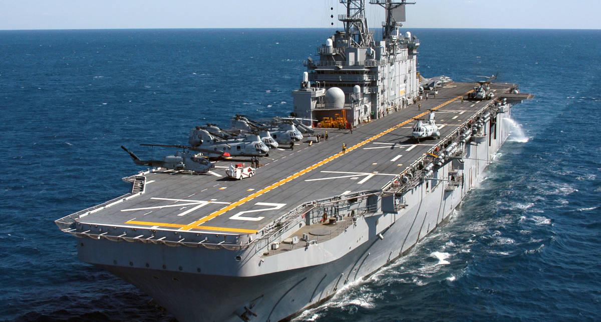 Россия и Франция делают крутые корабли
