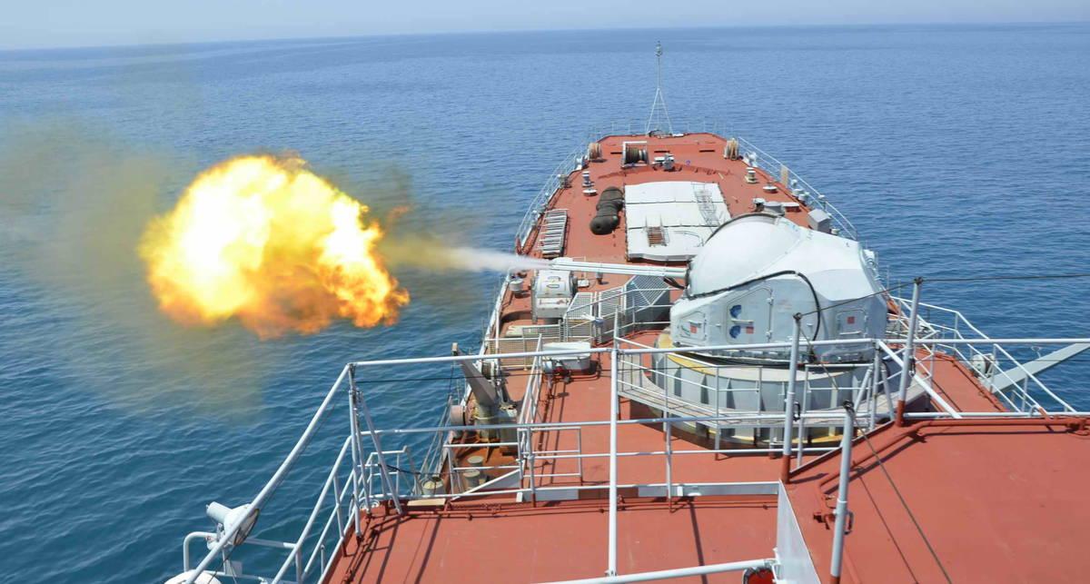 Морпехи Крыма: по террористам - огонь!