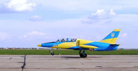 Украинские соколы захватывают небо