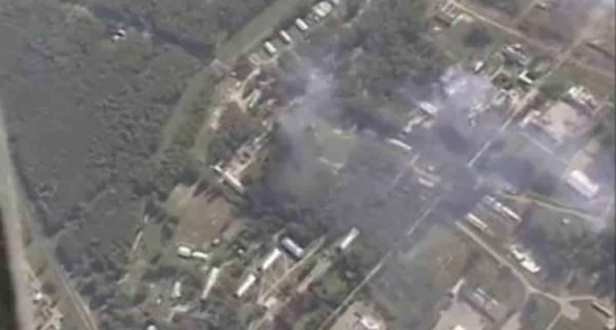 Загасить Удмуртию: как тушили пожар в Пугачево