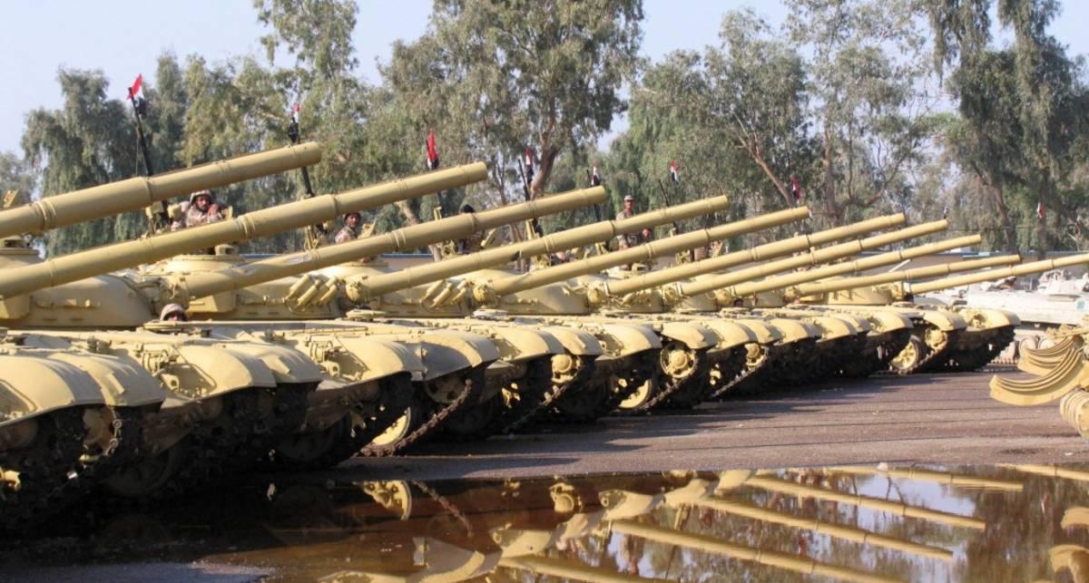 Украинские танки пленили Эфиопию