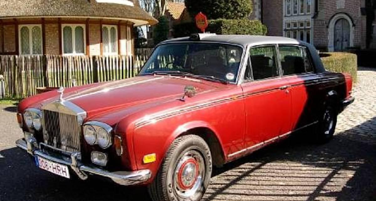 Rolls-Royce от звезды: подходи, покупай