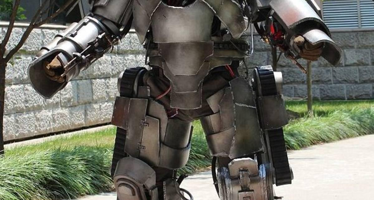 Железный Человек взорвал китайский офис