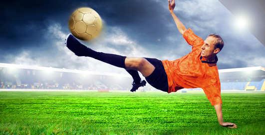 ТОП-5 спортивных игр для похудения